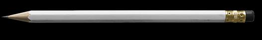 עפרון לבן